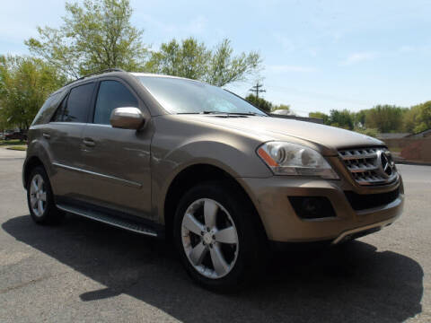 2010 Mercedes-Benz M-Class for sale at TAPP MOTORS INC in Owensboro KY
