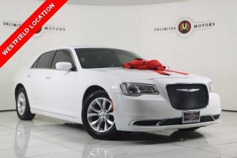 2015 Chrysler 300 for sale at INDY'S UNLIMITED MOTORS - UNLIMITED MOTORS in Westfield IN