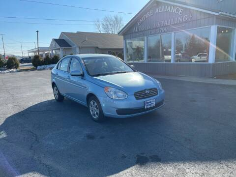 2011 Hyundai Accent for sale at Empire Alliance Inc. in West Coxsackie NY