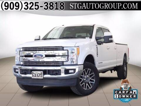 2017 Ford F-350 Super Duty for sale at STG Auto Group in Montclair CA