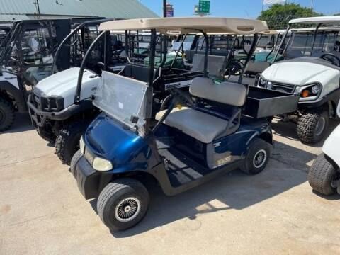 2009 E-Z-GO RXV Electric Utility Golf Car
