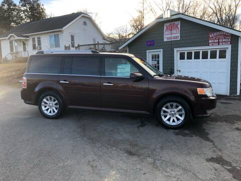 2010 Ford Flex for sale at KMK Motors in Latham NY