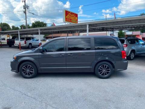 2016 Dodge Grand Caravan for sale at Lewis Used Cars in Elizabethton TN