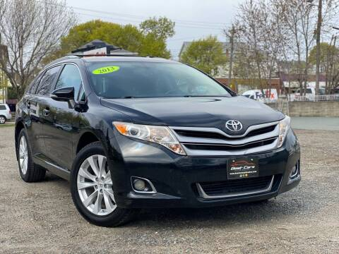 2013 Toyota Venza for sale at Best Cars Auto Sales in Everett MA