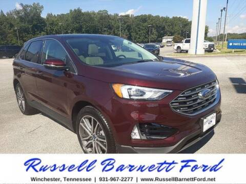 2021 Ford Edge for sale at Oskar  Sells Cars in Winchester TN