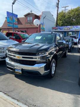 2019 Chevrolet Silverado 1500 for sale at 2955 FIRESTONE BLVD - 3271 E. Firestone Blvd Lot in South Gate CA