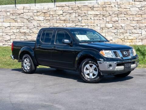 2009 Nissan Frontier for sale at Car Hunters LLC in Mount Juliet TN