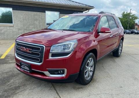 2014 GMC Acadia for sale at Auto House of Bloomington in Bloomington IL