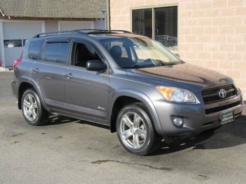 2011 Toyota RAV4 for sale at Advantage Automobile Investments, Inc in Littleton MA