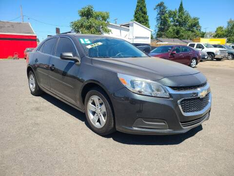 2015 Chevrolet Malibu for sale at Universal Auto Sales in Salem OR