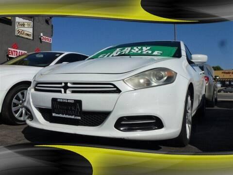 2013 Dodge Dart for sale at Winnetka Auto Mall in Winnetka CA