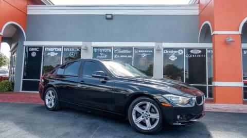 2012 BMW 3 Series for sale at Car Depot in Miramar FL