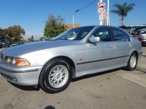 1997 BMW 5 Series for sale at Olympic Motors in Los Angeles CA