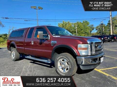 2010 Ford F-350 Super Duty for sale at Dave Sinclair Chrysler Dodge Jeep Ram in Pacific MO
