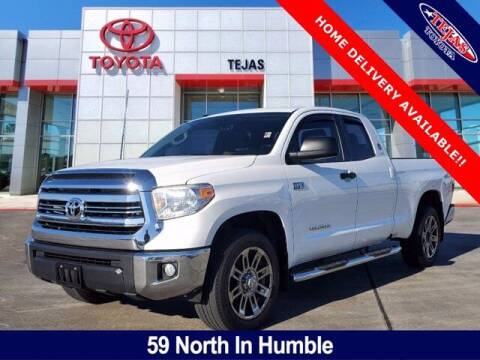 2016 Toyota Tundra for sale at TEJAS TOYOTA in Humble TX