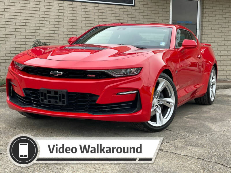 2020 Chevrolet Camaro for sale at Quality Auto of Collins in Collins MS