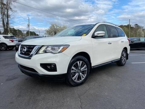 2017 Nissan Pathfinder for sale at iDeal Auto in Raleigh NC