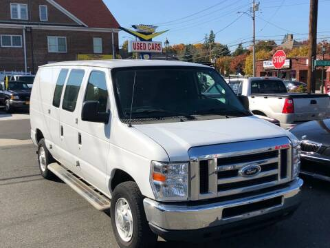 2009 Ford E-Series Cargo for sale at Bel Air Auto Sales in Milford CT