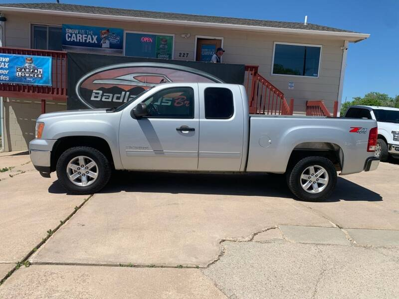 2011 GMC Sierra 1500 for sale at Badlands Brokers in Rapid City SD