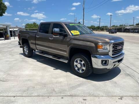 2015 GMC Sierra 2500HD for sale at Bostick's Auto & Truck Sales LLC in Brownwood TX