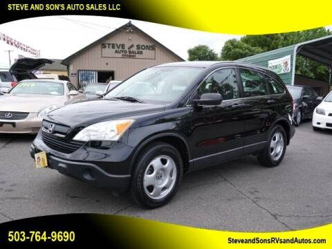 2009 Honda CR-V for sale at Steve & Sons Auto Sales in Happy Valley OR