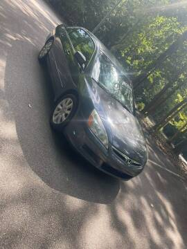 2007 Honda Accord for sale at Amana Auto Care Center in Raleigh NC