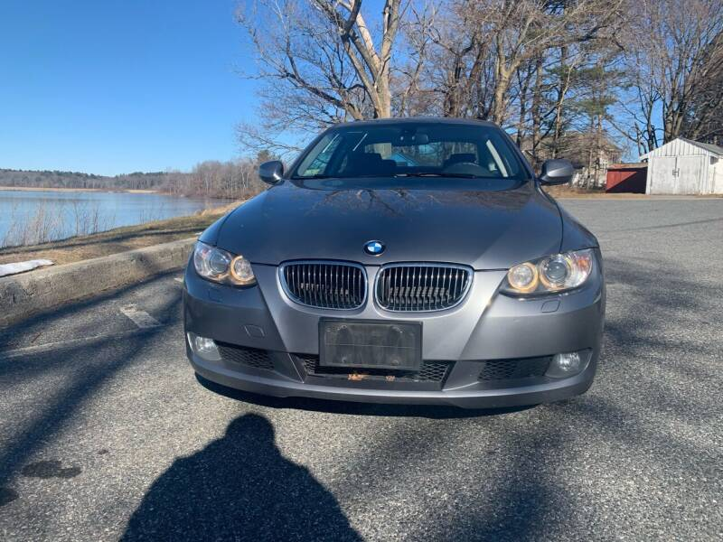 2010 BMW 3 Series for sale at MCQ SALES INC in Upton MA