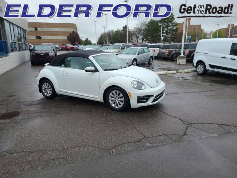 2019 Volkswagen Beetle Convertible for sale at Mr Intellectual Cars in Troy MI