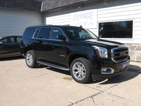 2017 GMC Yukon for sale at Choice Auto in Carroll IA