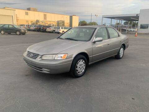 1998 Toyota Camry for sale at PRICE TIME AUTO SALES in Sacramento CA