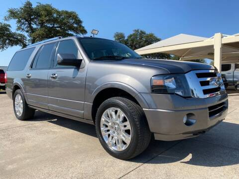 2014 Ford Expedition EL for sale at Thornhill Motor Company in Hudson Oaks, TX