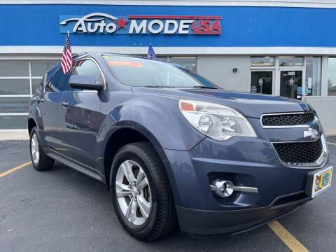 2013 Chevrolet Equinox for sale at Auto Mode USA of Monee - AUTO MODE USA-Burbank in Burbank IL