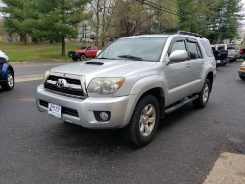 2007 Toyota 4Runner for sale at Trax Auto II in Broadway VA