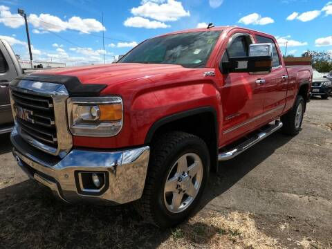 2015 GMC Sierra 2500HD for sale at Kiefer Nissan Budget Lot in Albany OR