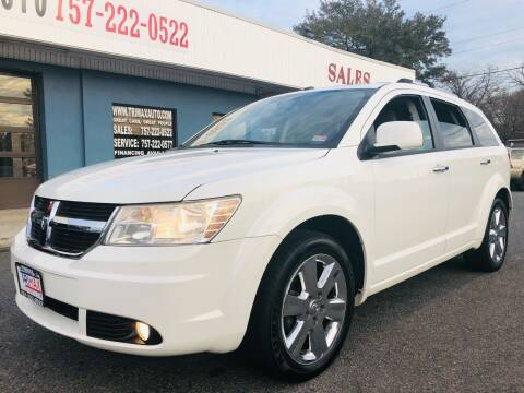 2010 Dodge Journey for sale at Trimax Auto Group in Norfolk VA