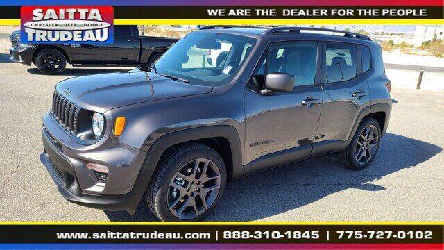 2021 Jeep Renegade for sale in Pahrump, NV