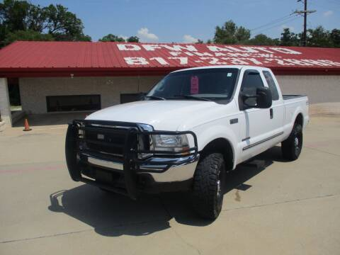 2000 Ford F-250 Super Duty for sale at DFW Auto Leader in Lake Worth TX