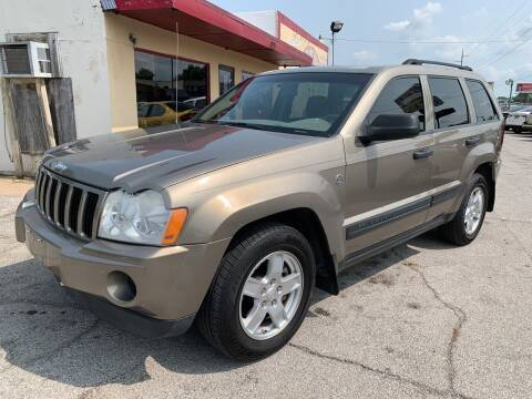 2006 Jeep Grand Cherokee for sale at New To You Motors in Tulsa OK