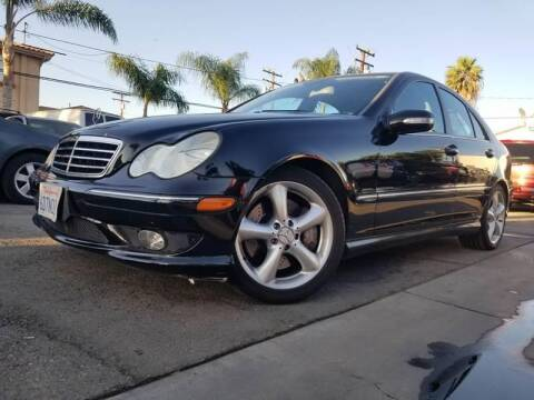 2005 Mercedes-Benz C-Class for sale at GENERATION 1 MOTORSPORTS #1 in Los Angeles CA