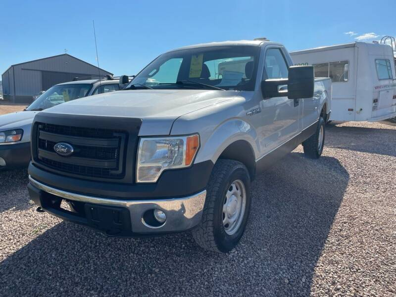 2013 Ford F-150 for sale at Pro Auto Care in Rapid City SD