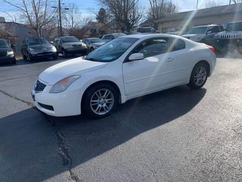 2008 Nissan Altima for sale at KP'S Cars in Staunton VA