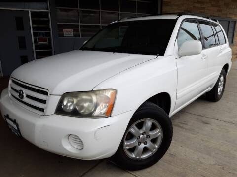 2002 Toyota Highlander for sale at Car Planet Inc. in Milwaukee WI