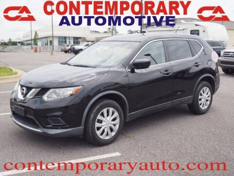 2016 Nissan Rogue for sale at Contemporary Auto in Tuscaloosa AL