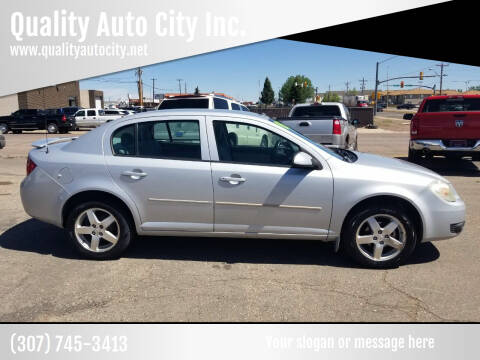 2005 Chevrolet Cobalt for sale at Quality Auto City Inc. in Laramie WY