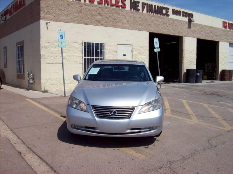 2008 Lexus ES 350 for sale in El Paso, TX