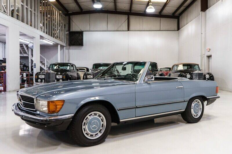 1971 Mercedes-Benz 350-Class