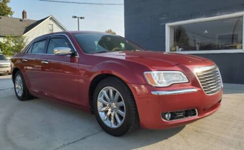 2013 Chrysler 300 for sale at Julian Auto Sales, Inc. - Number 1 Car Company in Detroit MI
