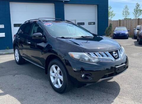 2010 Nissan Murano for sale at Saugus Auto Mall in Saugus MA