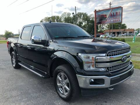 2018 Ford F-150 for sale at Albi Auto Sales LLC in Louisville KY
