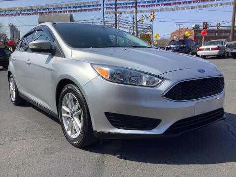 2016 Ford Focus for sale at Active Auto Sales in Hatboro PA